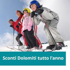 offerta 3 stelle in Trentino