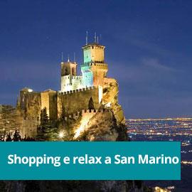 offerta 3 stelle a San Marino